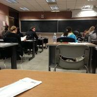 Photo taken at Santa Rosa Junior College by Alex M. on 12/19/2012