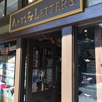 Photo taken at Arts & Letters by Robert H. on 4/1/2017