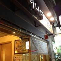 Photo taken at 하나미 by hyunduk S. on 5/2/2013