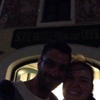 Das Foto wurde bei Suite Hotel 900m von ComicFigur D. am 5/27/2014 aufgenommen