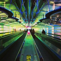 Photo taken at Concourse C by Darcie B. on 12/29/2012