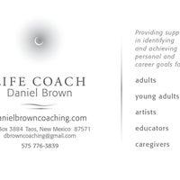 Photo taken at Daniel Brown Life Coach by Daniel B. on 3/14/2014