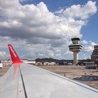 """Das Foto wurde bei Flughafen Berlin-Tegel """"Otto Lilienthal"""" (TXL) von Tim R. am 8/14/2013 aufgenommen"""