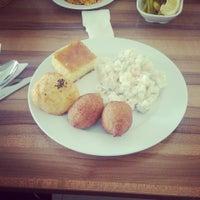 Photo taken at Hanımeller Restaurant Erol Abi:-) by Özgür✔️✔️ on 1/7/2015