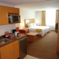 Photo taken at Holiday Inn Express Hotel & Suites by Luis R. on 2/1/2013