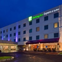 Photo taken at Holiday Inn Express Hotel & Suites by Luis R. on 2/7/2013