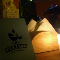 Photo taken at Los Chanates Cafe Restaurant by Jesús G. on 11/24/2013