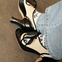 Photo taken at John Fluevog Shoes by Sarah R. on 4/16/2014