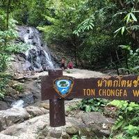 Photo taken at Ton Chong Fah Waterfall by keller4u on 4/11/2018