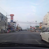 Photo taken at แยกสะเดียง (Sa Teang Intersection) by Lisar D. on 4/15/2014