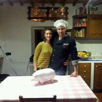Photo taken at B&B La casa di Adelina by cedric d. on 1/1/2013