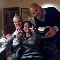 Photo taken at B&B La casa di Adelina by cedric d. on 12/31/2012