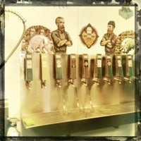 Photo taken at Half Acre Beer Company by Erick M. on 10/6/2012