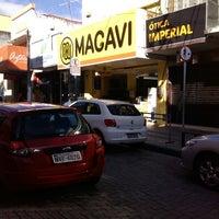 Photo taken at Macavi by Widson G. on 3/13/2014
