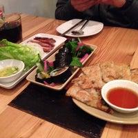 Photo taken at YOKIYO   여기요! by Mario T. on 11/2/2013