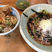 Photo taken at 手打蕎麦 こなや by satopyon_s on 9/13/2013