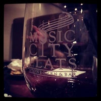 Photo taken at Music City Flats by Peter G M. on 11/29/2012