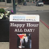 Photo taken at Pacific Grill by Cynarah A. on 6/18/2013