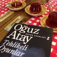 Photo taken at Abdülcanbaz Book & Cafe by Elif Nur Ş. on 5/23/2015