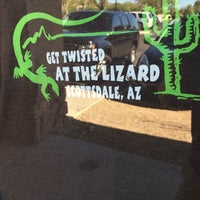Photo taken at Twisted Lizard by Don B. on 4/13/2016