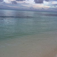 Photo taken at Maadhoo Finolhu by Mohamed A. on 6/5/2014