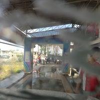 Photo taken at Pusat Cuci Kereta (Car Spa) - kmf® by Qaisara R. on 3/8/2013