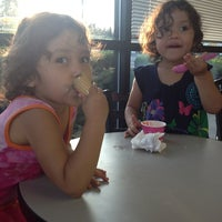 Photo taken at Baskin-Robbins by David M. on 7/1/2013