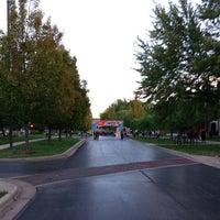 Photo taken at Drury University by Dave R. on 10/4/2014