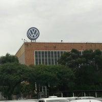 Photo taken at Volkswagen do Brasil by Raffael B. on 1/9/2017