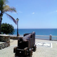 Photo taken at Playa Carebeillo by Sybille R. on 6/25/2014