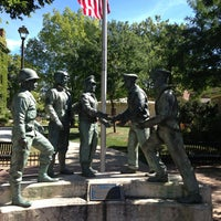 Photo taken at Downtown Naperville by Lorenzo S. on 9/14/2013