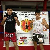 Photo taken at Vitality Muay Thai by Maikon M. on 3/10/2014