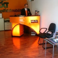 Photo taken at Sixt by Sixt Greece on 3/14/2014