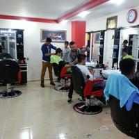 Photo taken at Model Hair Club by Hasan G. on 3/7/2014