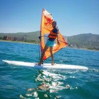 Photo taken at Aqua Fantasy Sailing Sports by İsmail Ç. on 7/2/2016