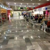 Photo taken at Aeropuerto Manuel Márquez de León (LAP) by Antonio R. on 12/27/2012