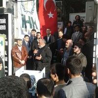 Photo taken at İnsani Yardım Vakfı (İHH) by Yusuf Safa S. on 12/19/2014