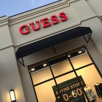 Photo taken at Guess Factory Store by Dean I. on 11/28/2015