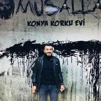11/21/2017 tarihinde Alper A.ziyaretçi tarafından Musallat Konya Korku Evi'de çekilen fotoğraf