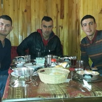 Photo taken at cafe ocakbasi by Serdar D. on 11/8/2014