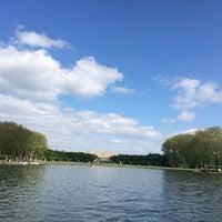 Photo taken at Bassin de Bacchus by Sarah K. on 5/14/2016