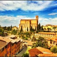 Photo taken at Basilica di San Domenico by Matti K. on 9/26/2012
