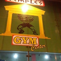 Photo taken at TEMPLE'S GYM by Marlene C. on 1/26/2015