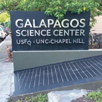 Photo taken at Galapagos Science Center by Camilla O. on 1/2/2016