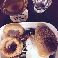 Photo taken at Uncle Babe's Burger Bar by Hinse G. on 5/20/2015