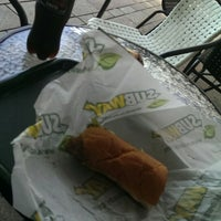 Photo taken at SUBWAY® by Etienne T. on 5/17/2014