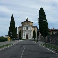 Photo taken at Lonato del Garda by Simone M. on 5/12/2014
