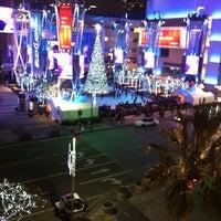 Photo taken at LA Live by Darek B. on 12/6/2012