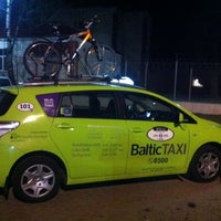 Photo taken at BALTIC Taxi by Laura B. on 4/4/2014