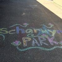 Photo taken at Scharmyn Park by Adam D. on 5/26/2014